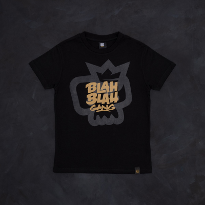 T-shirt black boy