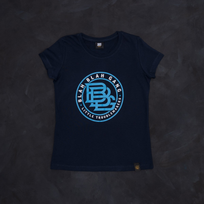 T-shirt navy girl
