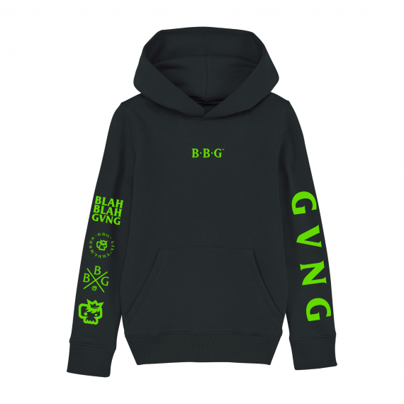 Hanorac Green Logo - Unisex