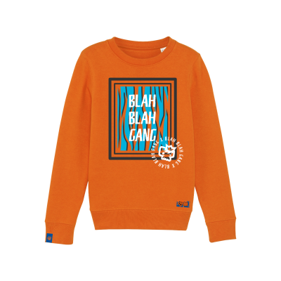 Bluza Orange Zeb - Unisex